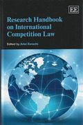 Cover of Research Handbook on International Competition Law