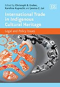 Cover of International Trade in Indigenous Cultural Heritage: Legal and Policy Issues