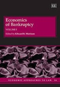Cover of Economics of Bankruptcy