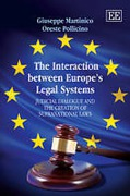 Cover of The Interaction Between Europe's Legal Systems: Judicial Dialogue and the Creation of Supranational Laws
