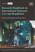 Cover of Research Handbook on International Insurance Law and Regulation