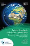 Cover of Private Standards and Global Governance: Legal and Economic Perspectives