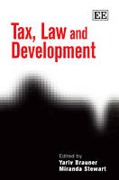 Cover of Tax, Law and Development