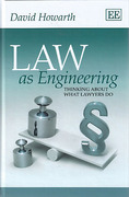 Cover of Law as Engineering: Thinking About What Lawyers Do