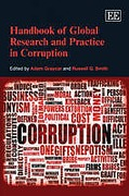 Cover of Handbook of Global Research and Practice in Corruption
