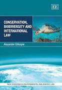 Cover of Conservation, Biodiversity and International Law
