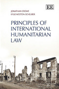 Cover of Principles of International Humanitarian Law