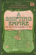 Cover of A Shifting Empire: 100 Years of the Copyright Act 1911