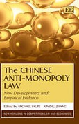 Cover of The Chinese Anti-Monopoly Law: New Developments and Empirical Evidence
