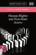 Cover of Human Rights and Non-State Actors