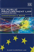 Cover of EU Public Procurement Law