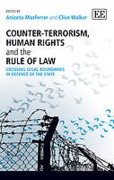 Cover of Counter-Terrorism, Human Rights and the Rule of Law