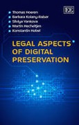 Cover of Legal Aspects of Digital Preservation