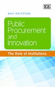 Cover of Public Procurement and Innovation: The Role of Institutions