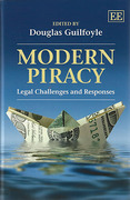Cover of Modern Piracy: Legal Challenges and Responses