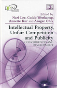 Cover of Intellectual Property, Unfair Competition and Publicity