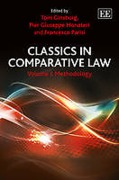 Cover of Classics In Comparative Law