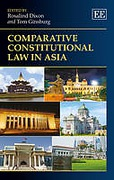 Cover of Comparative Constitutional Law in Asia