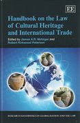 Cover of Handbook on the Law of Cultural Heritage and International Trade
