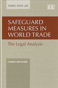 Cover of Safeguard Measures in World Trade: The Legal Analysis