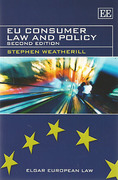 Cover of EU Consumer Law and Policy