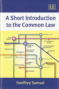 Cover of A Short Introduction to the Common Law