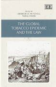 Cover of The Global Tobacco Epidemic and the Law