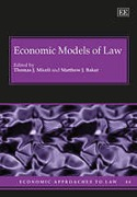 Cover of Economic Models of Law