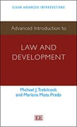 Cover of Advanced Introduction to Law and Development