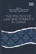 Cover of The Politics of Law and Stability in China
