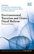 Cover of Environmental Taxation and Green Fiscal Reform: Theory and Impact