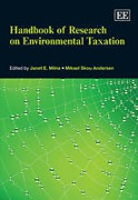 Cover of Handbook of Research on Environmental Taxation