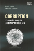 Cover of Corruption: Economic Analysis and International Law
