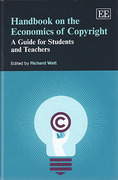 Cover of Handbook on the Economics of Copyright: A Guide for Students and Teachers