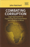 Cover of Combating Corruption: Legal Approaches to Supporting Good Governance and Integrity in Africa