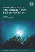 Cover of Research Handbook on International Marine Environmental Law