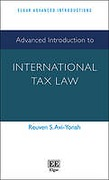 Cover of Advanced Introduction to International Tax Law