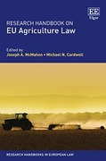 Cover of Research Handbook on EU Agriculture Law