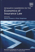 Cover of Research Handbook on the Economics of Insurance Law