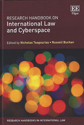 Cover of Research Handbook on International Law and Cyberspace
