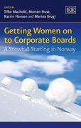 Cover of Getting Women on to Corporate Boards: A Snowball Starting in Norway