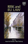 Cover of Risk and EU Law