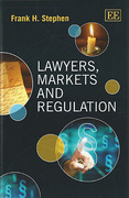 Cover of Lawyers, Markets and Regulation