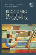 Cover of Economic Methods for Lawyers
