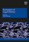 Cover of Economics of Legal History