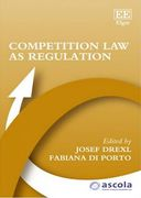 Cover of Competition Law as Regulation?
