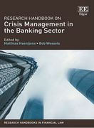 Cover of Research Handbook on Crisis Management in the Banking Sector