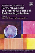 Cover of Research Handbook on Partnerships, LLCs and Alternative Forms of Business Organizations