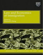 Cover of Law and Economics of Immigration