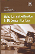 Cover of Litigation and Arbitration in EU Competition Law